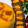 چلوکباب حاج حسین نمونه